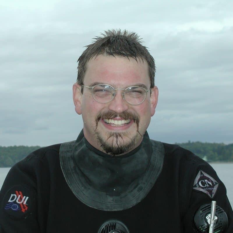 Photo of Mark Beekey Ph.D.