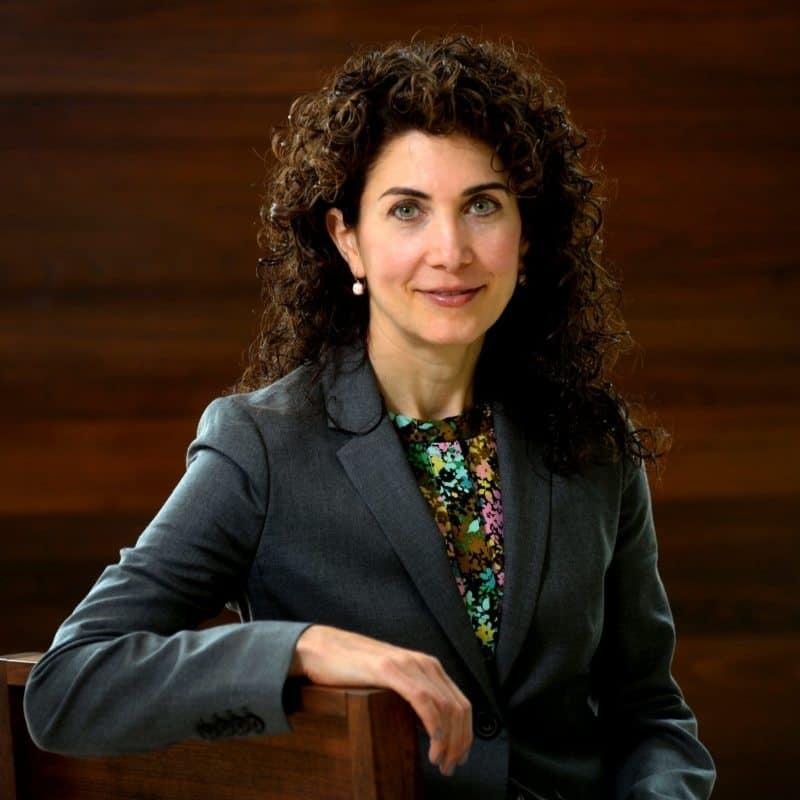 Photo of Robin Cautin Ph.D.