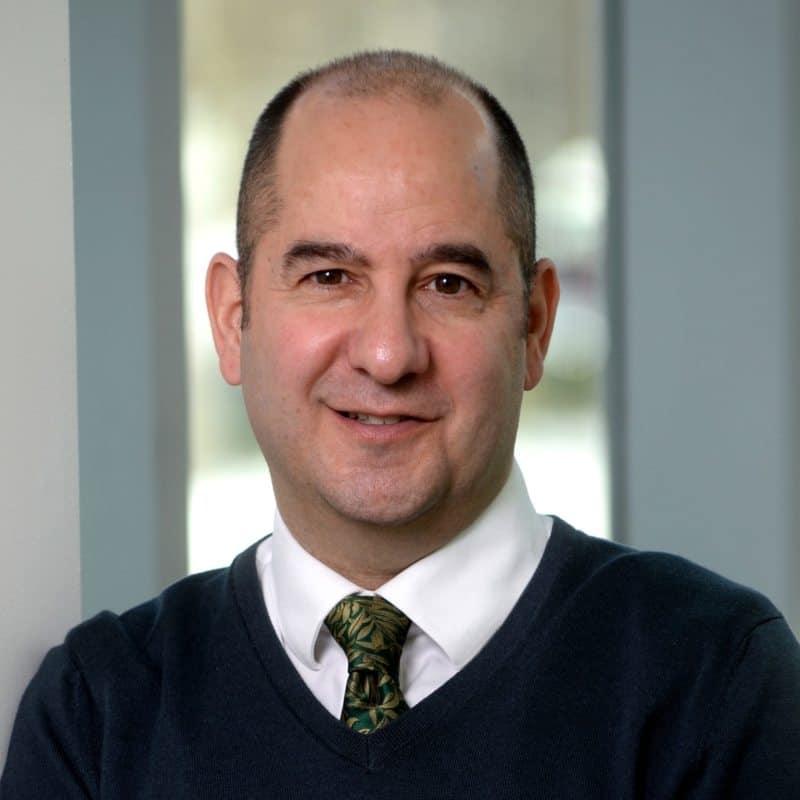 Photo of Andrew Miller Ph.D.